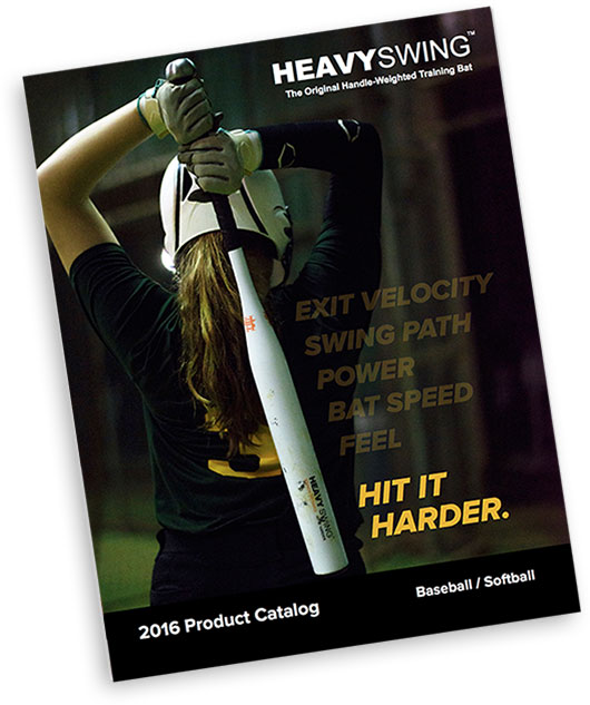 HeavySwing 2013 Product Catalog